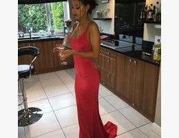 red dress - prom an american beauty- jenny dixon couture- jennydixoncouture.com