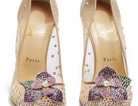 bridal shoes - Christian Louboutan - jenny dixon- jennydixoncouture